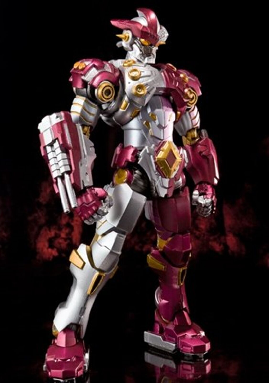 Bandai ULTRA-ACT Ultraman Zero Gaiden Killer the Beat Star Jean Killer Figure