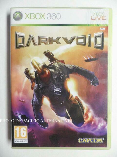 jeu DARKVOID pour XBOX 360 en francais game spiel juego capcom alien tir X360