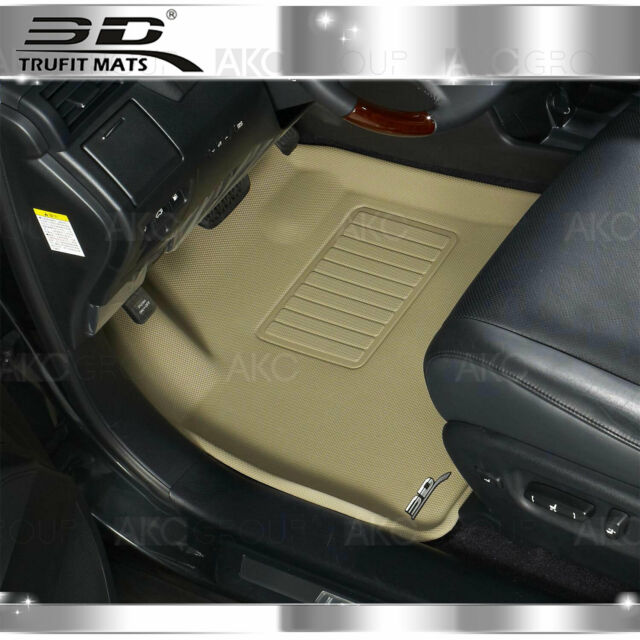 Fit 2020-2020 Acura RDX All Weather Front Floor Mat Set