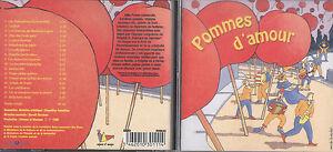 Pommes-D-039-Amour-de-Genevieve-Schneider-CD-d-039-occasion