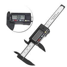 100mm 4 inch LCD Electronic Digital Vernier Caliper Gauge Measure Micrometer New