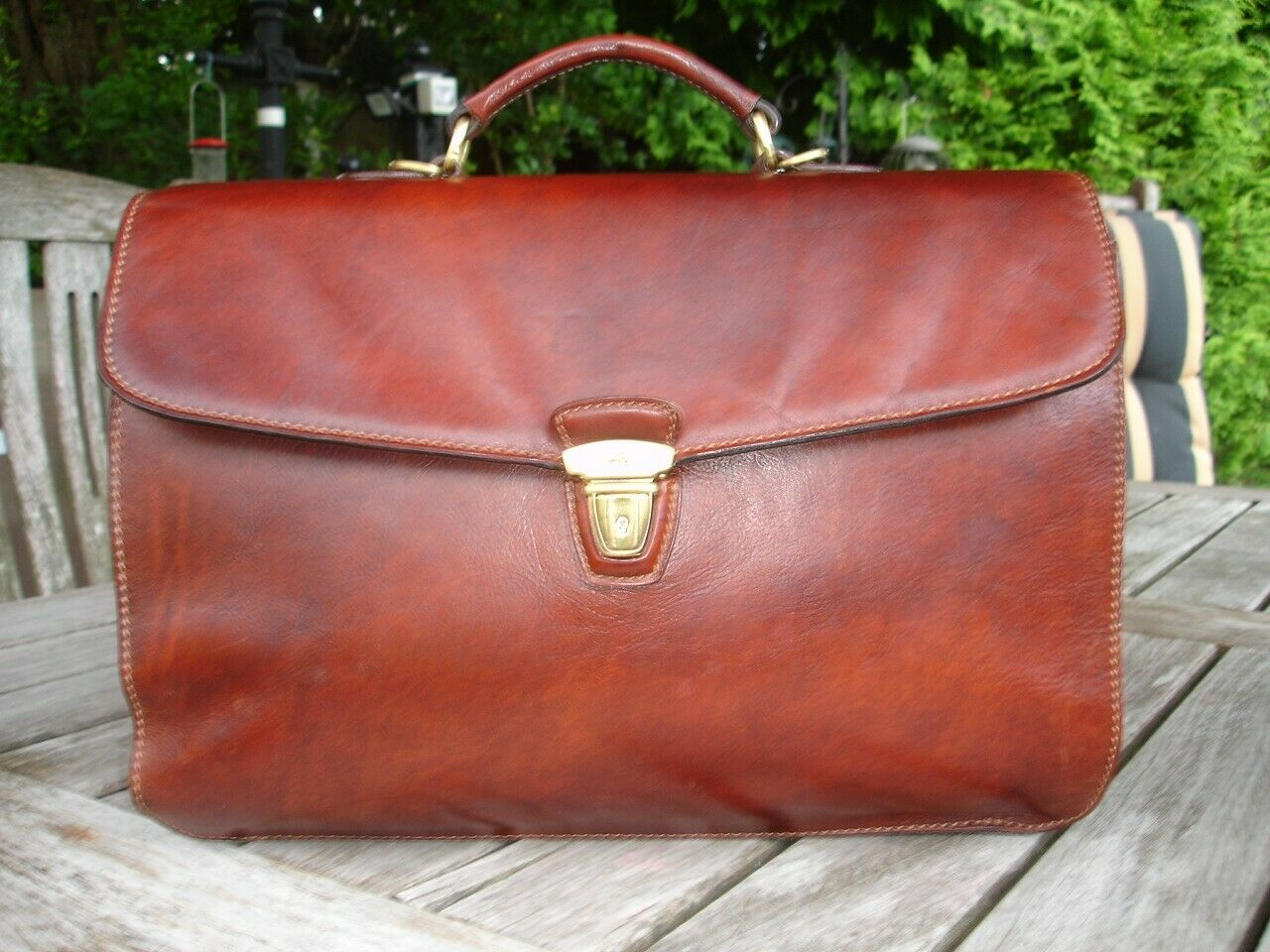 Il PONTE Leather CO VALIGETTA Extra Large