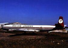 DAN-Air London , DH Comet 4, Ansichtskarte