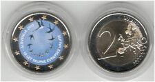 Slowenien 2 Euro Gedenkmünze 2017 10 Jahre Euro FARBE