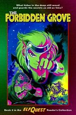 """ELFQUEST Readers Collection vol 2 """"Forbidden Grove"""" NEW, SIGNED!"""