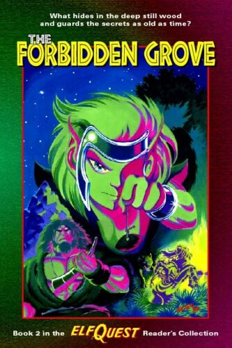 """SIGNED! ELFQUEST Readers Collection vol 2 /""""Forbidden Grove/"""" NEW"""