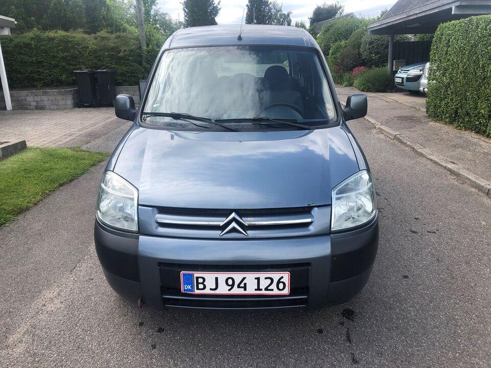 Citroën Berlingo, 2,0 HDi Multispace Clim, Diesel