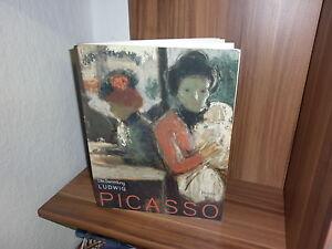 PABLO-PICASSO-Die-Sammlung-Ludwig-Zeichnungen-Kunst-Gemaelde-Weiss-Evelyn