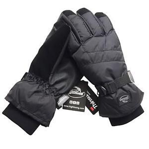 Men-039-s-Waterproof-Thinsulate-Ski-Snowboard-Gloves-Winter-Warm-Gloves-S-M-L-XL