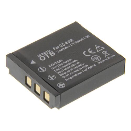 Bateria para premier ds8330 DS 8650 ds8650 Minox dc8111