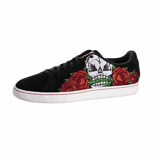 7c49a2df6a5 Image is loading Puma-Suede-Classic-Skull-36819801
