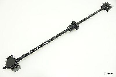 W1506FA-C5T NSK Ground Ball Screw 1510+723mm BK12+BF12 Used Good working CNC Rou