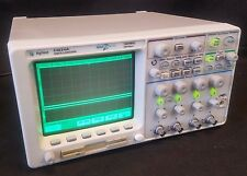 HP / Agilent 54624A 4-Channel Digital Oscilloscope 100Mhz 200MS/s Megazoom