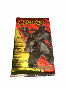 2002-03-Upper-Deck-O-Pee-Chee-Hockey-Factory-Sealed-BOOSTER-Pack-1-PACK-RARE