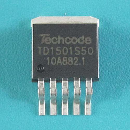 5pcs TD1501S50  Automobile computer board chip