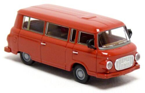Barkas B1000 Bus Brekina DDR PKW Modelle zur Auswahl Modellautos 1:87 H0