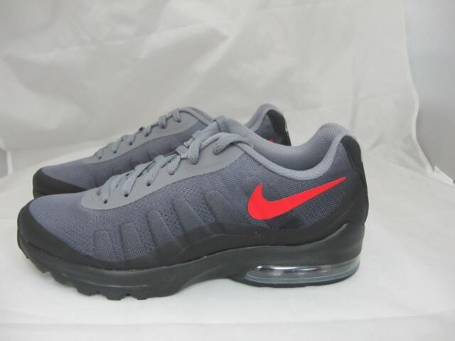 7b11c98711 Nike Air Max Invigor Print Mens 749688-007 Gunsmoke Red Running ...
