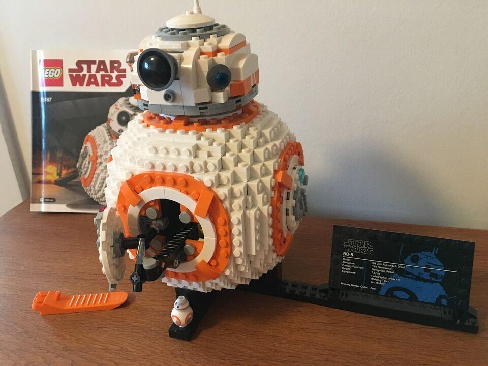 Lego Star Wars, BB-8 75187