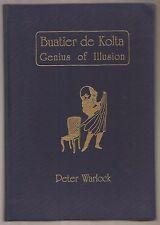 BUATIER DE KOLTA Genius of illusion by Peter Warlock #357/100