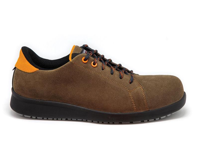 Zapatos de mujer baratos zapatos de mujer giasco Calzado de trabajo S3 MADRID seguridad zapatos botas planos ESD SRC