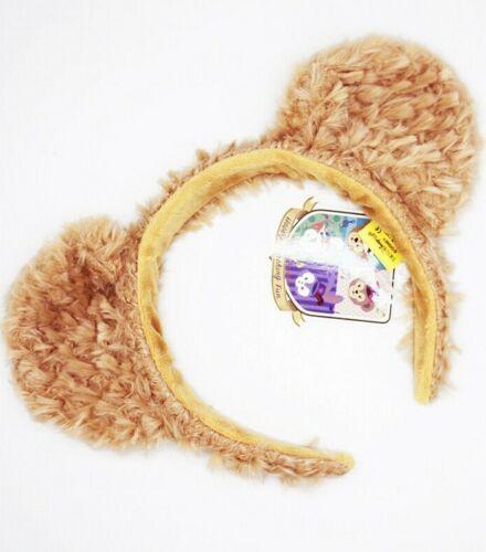 Disney Duffy bear Headband Plush Headband Ears