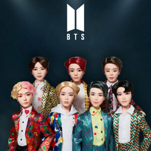 BTS-OFFICAL-Authentic-Goods-MATTEL-IDOL-Fashion-Doll-Tracking-Number