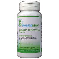 3 X Una De Gato-uncaria Tomentosa (90 Capsules) From Tausendkraut