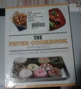 foto de The Fryer Cookbook by Marian Getz 9780615387246