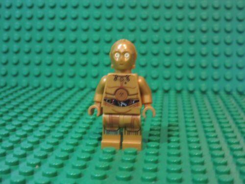 LEGO Star Wars C-3PO Protocol droid Minifigure printed legs 75159 75173 75192 V