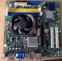 KIT SCHEDA MADRE ACER AM2 AM2+ AM3 + PROCESSORE AMD Athlon II X2 250 3.0 GHZ