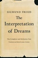 The Interpretation Of Dreams: The Complete And Definitive Text By Sigmund Freud, on sale
