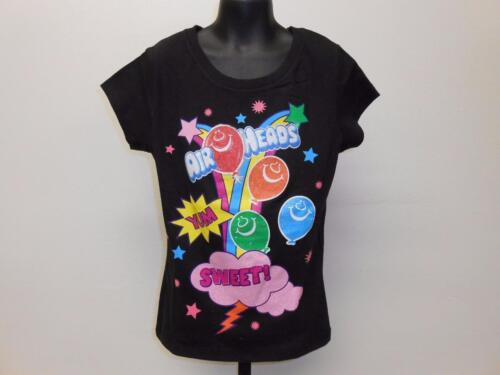 NEW Air Head Candy Graphic Tee Girls Youth Sizes S-M Size 7//8-10//12 Shirt