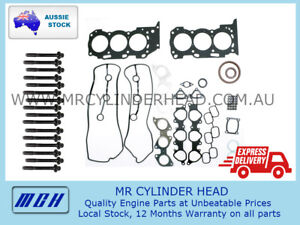 Toyota-Hilux-Landcruiser-1GRFE-Prado-Full-VRS-gasket-set-Head-Bolt-kit-1GR-FE
