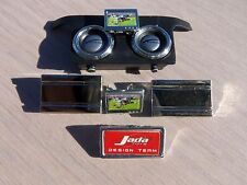 JADA DUB CITY 1/24 SCALE HOBBY PARTS SOUND SYSTEM WITH FREE MINI LICENSE PLATE