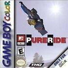 MTV Sports: Pure Ride (Nintendo Game Boy Color, 2000)