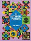 One Hundred and One Patchwork Patterns by Ruby Short McKim (Paperback, 1962)