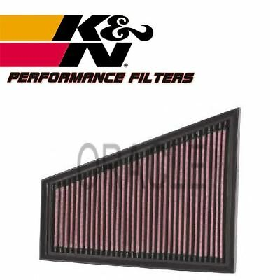 K/&N High Flow Replacement Air Filter 33-2393 K and N Original Performance Part