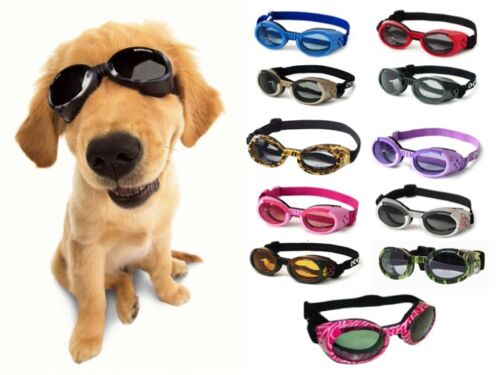 Dog Puppy Sunglasses UV Doggles ILS 2 Dog Puppy Eye Protection