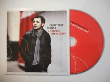 CHRISTOPHE CIRILLO : J'AIMAIS MIEUX AVANT ♦ CD SINGLE PORT GRATUIT ♦