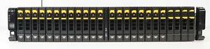HP-3PAR-M6710-2U-24-Bay-2-5-034-SAS-Storage-Array-QR490-63012-20x-Caddy
