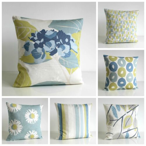 100/% cotton #SSDE Stripe cushion cover Made in UK