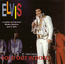 ELVIS PRESLEY - SOLD OUT IN DIXIE CD