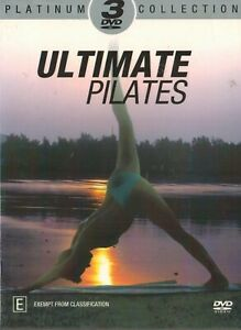 Ultimate-Pilates-3-disc-set-210-mins-Core-Essentials-Body-Conditioning-NEW