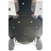 Polaris Rzr Xp 900 2011–2014 Xp 900 Le 2012 Tusk Quiet-glide Skid Plate 3/8
