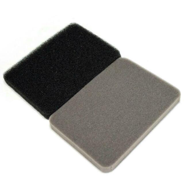 1 Pair Generac OEM Air Filter Element 0G84420151 - Parts for GP5500 Generator