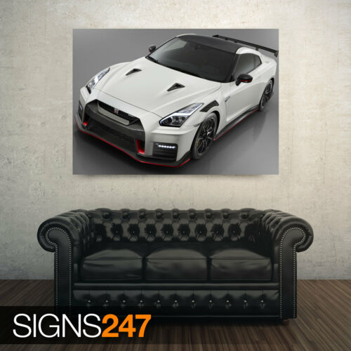 AE869 Photo Picture Poster Print Art A0 to A4 2020 NISSAN GT-R NISMO V5