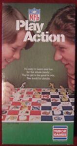 Unused-1978-Tudor-NfL-FOOTBALL-PLAY-ACTION-Game-vintage-super-bowl