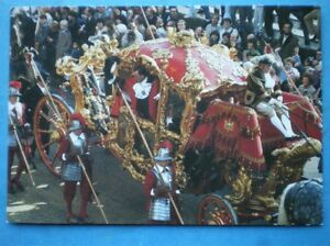 POSTCARD LONDON THE LORD MAYOR039S STATE COACH IN PROCESSIION 1984 - Tadley, United Kingdom - Full Refund less postage if not 100% satified Most purchases from business sellers are protected by the Consumer Contract Regulations 2013 which give you the right to cancel the purchase within 14 days after the day you receive th - Tadley, United Kingdom