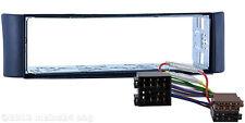 Radio Blende für SMART for two 450 fortwo Einbau Rahmen ISO Adapter Kabel SET