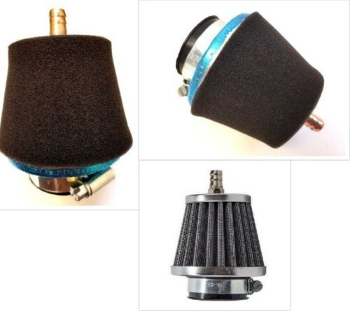 38MM 40MM ID Air Filter Nipple Exhaust for Chinese Pit Dirt Bike ATV I AF51